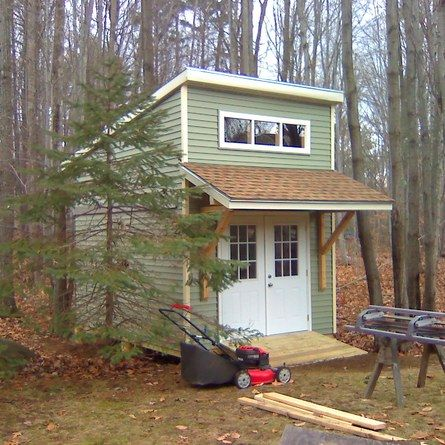 How To Build Your Own Small Storage Shed