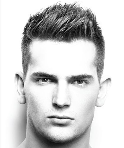 peinados-hombre-cabello-lacio   hombre - pelo corto   pinterest