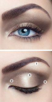 Photo of ▷ 1001+ Ideen für das Neujahrs-Make-up – trendige Make-up-Anleitungen für Feiern – wie …