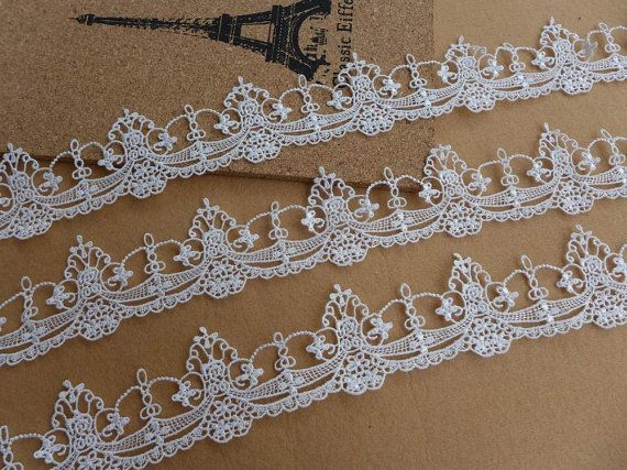 Cheap trim women, Buy Quality trim leg directly from China lace trim wedding veil Suppliers: 	Free Shipping-10yards/lot,5cm/1.96''Width,Delicate White Venise Lace, Antique Palace Lace Trim 	  	Width : 5cm/1.9