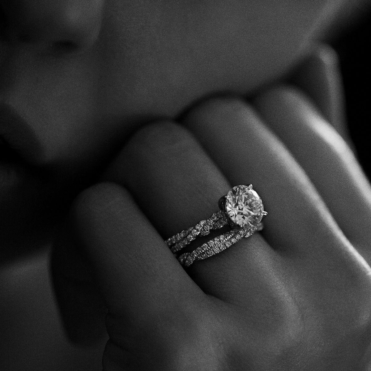 david yurman wedding rings Unique details distinguish a David Yurman engagement ring from the rest