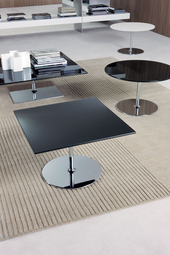 Turkana coffee and side tables by Casadesus