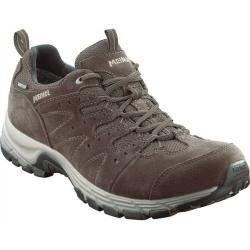 Meindl Herren Wanderschuh Rapide Gtx, Größe 45 in Dunkelbraun, Größe 45 in Dunkelbraun Meindl #hikingtrails