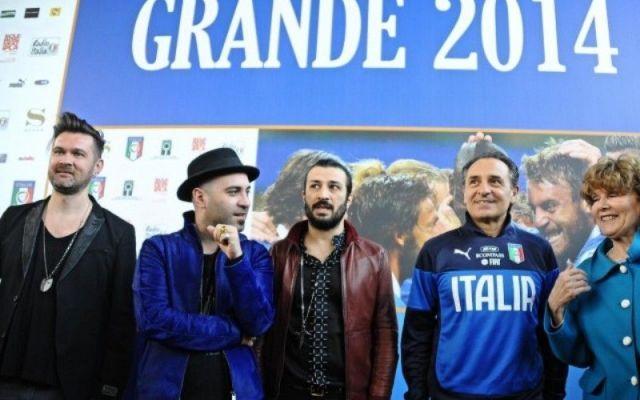 I NEGRAMARO CANTERANNO LA COLONNA UFFICIALE DELLA NAZIONALE ITALIANA AI MONDIALI 2014