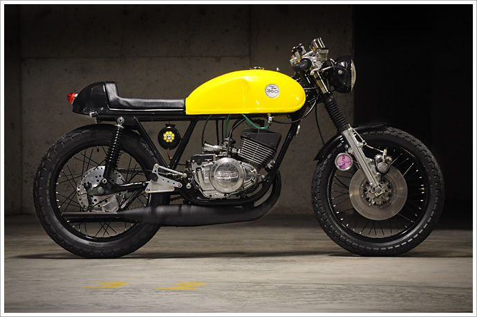 suzuki gt200 cafe racer - google search   bikes   pinterest   bobbers