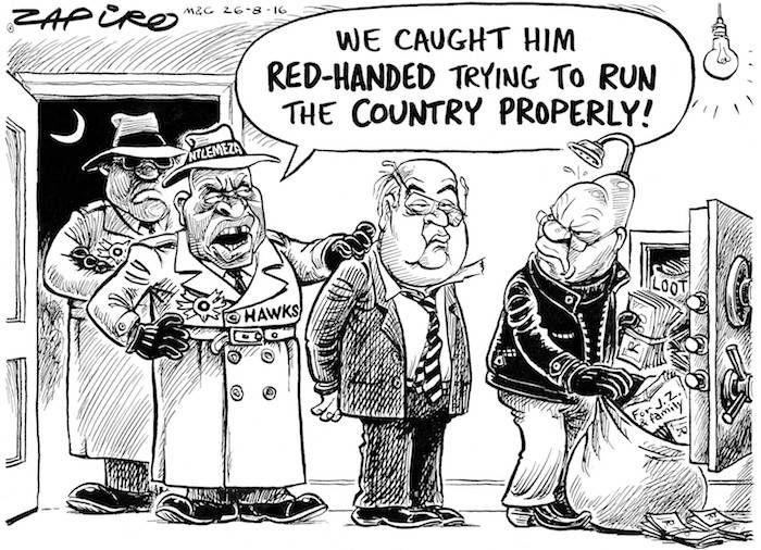 Zapiro The best of the Zuma years Daily Maverick News