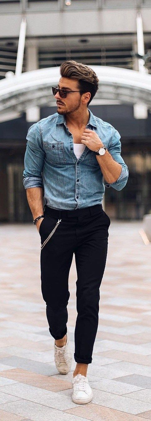 How To Pull Of Casual Outfits In Style | Mens casual outfits