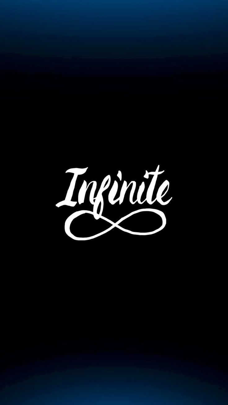 Pretty Positivity Infinity Iphone Mobile Wallpaper 0 Are You