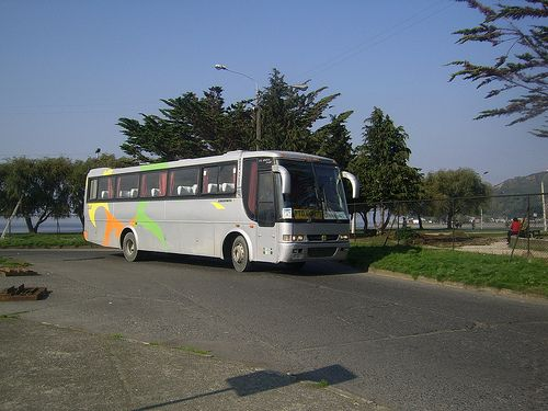 Mercedes-Benz OF 1318 Busscar El Buss 340