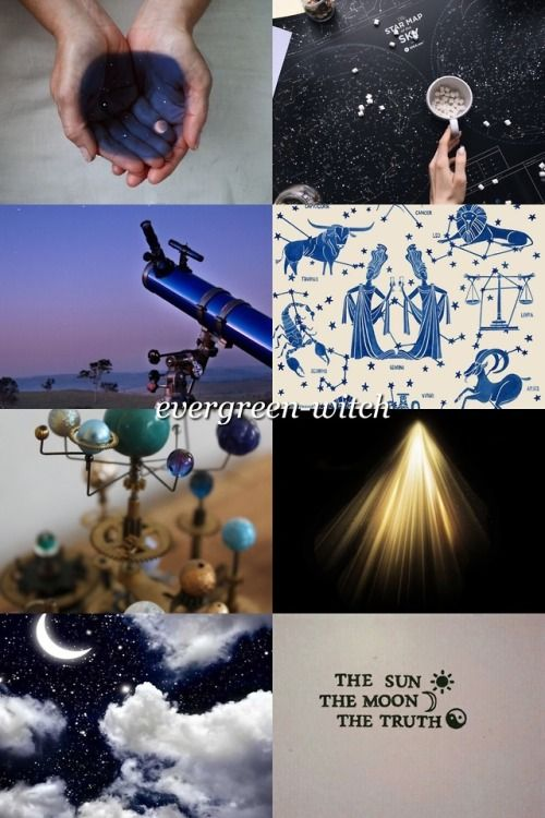 evergreen witch — Witch Aesthetic: Astrology witch September 19,... #astrologyaesthetic