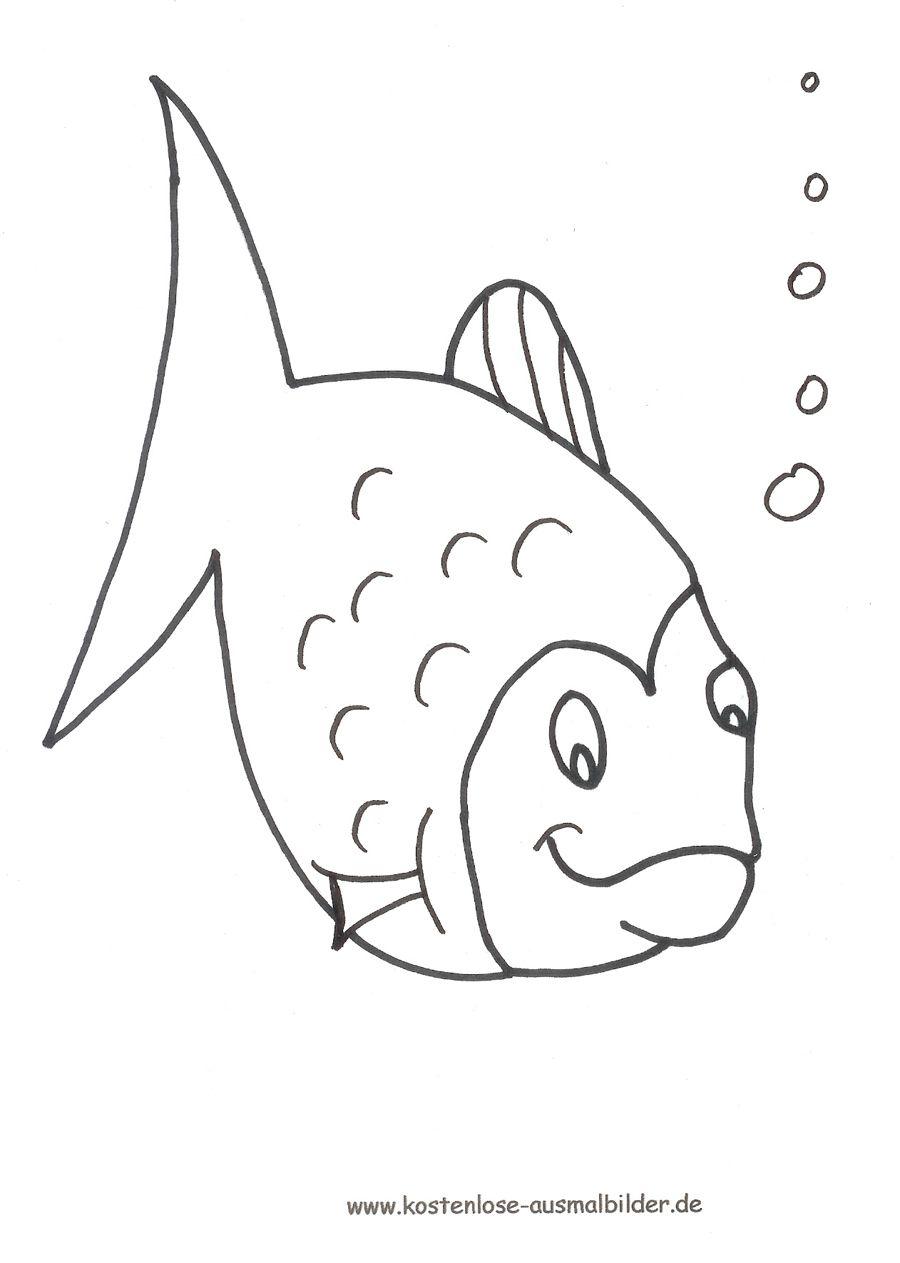 √ sternzeichen fisch zum ausmalen  fischlexikon