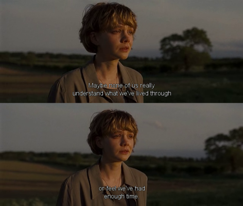 Never Let Me Go Movie Quotes Movie quotes, Cinema