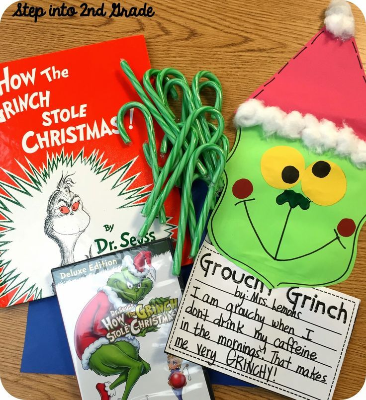 Marvelous Christmas Craft Ideas For 2nd Graders Part - 11: Step Into 2nd Grade With Mrs. Lemons: A Whole Lotta Christmas!