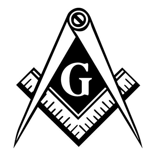 Grange Free Masons Laptop Car Truck Vinyl Decal Window Sticker Pv246