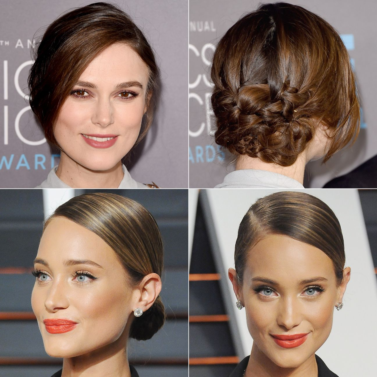 Find Your Wedding Updo Inspo With These Red Carpet Hairstyles