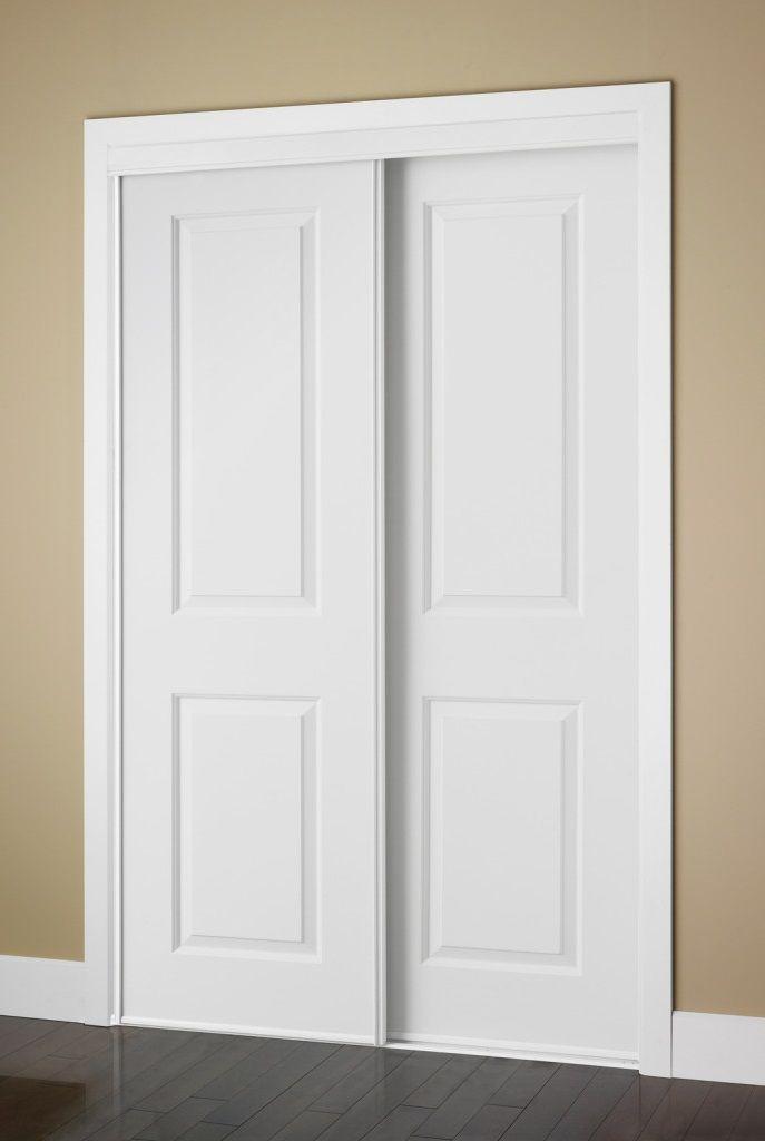 Colonial Elegance Cambridge Model Closet Doors Sliding Closet Doors Doors