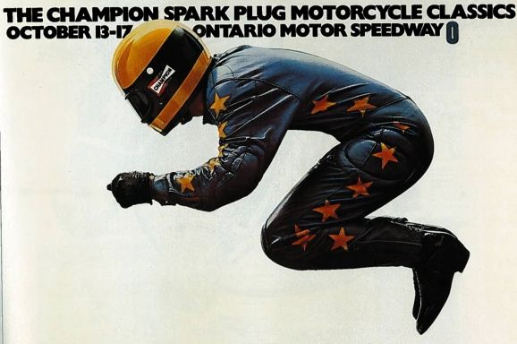 Champion Spark Plugs - Chiat\Day - 1972