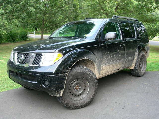 2005 Nissan Pathfinder Se 33in No Lift Other Cool Stuff