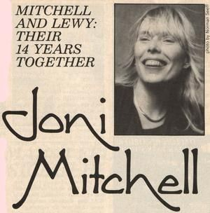 Wonderful article on Joni's recording process, from Music Connection, 1982.