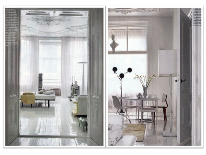 Best Yummy Glossy White Painted Floors White Painted Floors 400 x 300