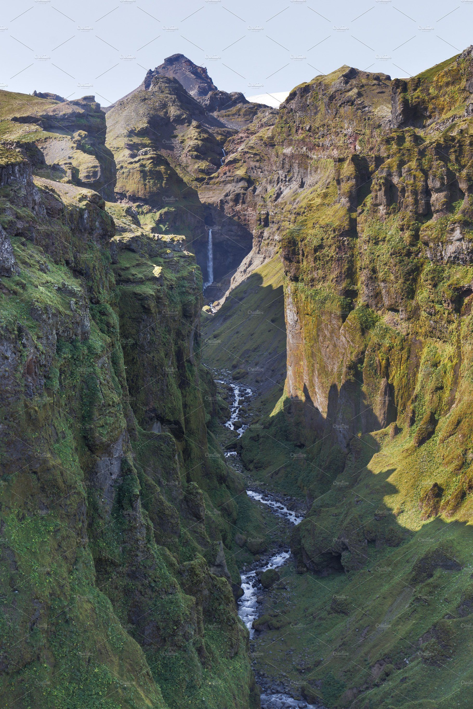 Mulagljufur Canyon In Iceland In 2020 Iceland Waterfalls Iceland Travel Iceland Hiking