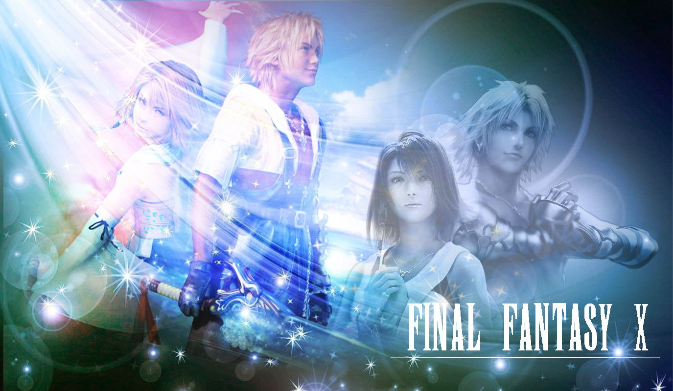 Ffx Hd Wallpapers Final Fantasy X Final Fantasy Wallpaper