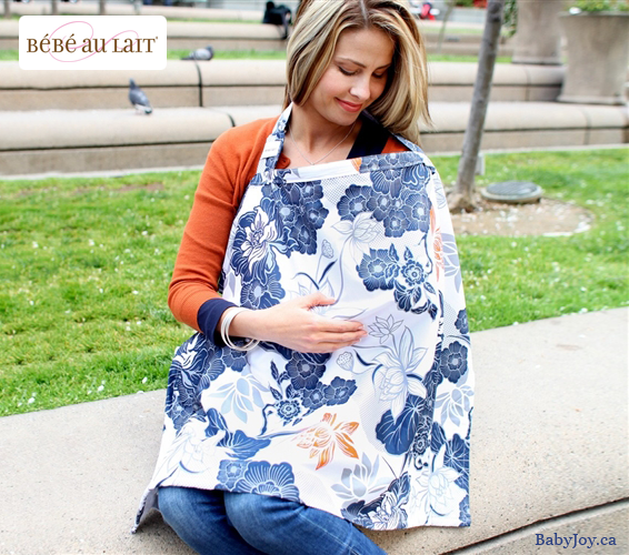 For limited time only, purchase any Bebe Au Lait nursing cover and receive BONUS +2500 MyReward Points (Valued $5) at BabyJoy.ca. Offer expires on 02/12.