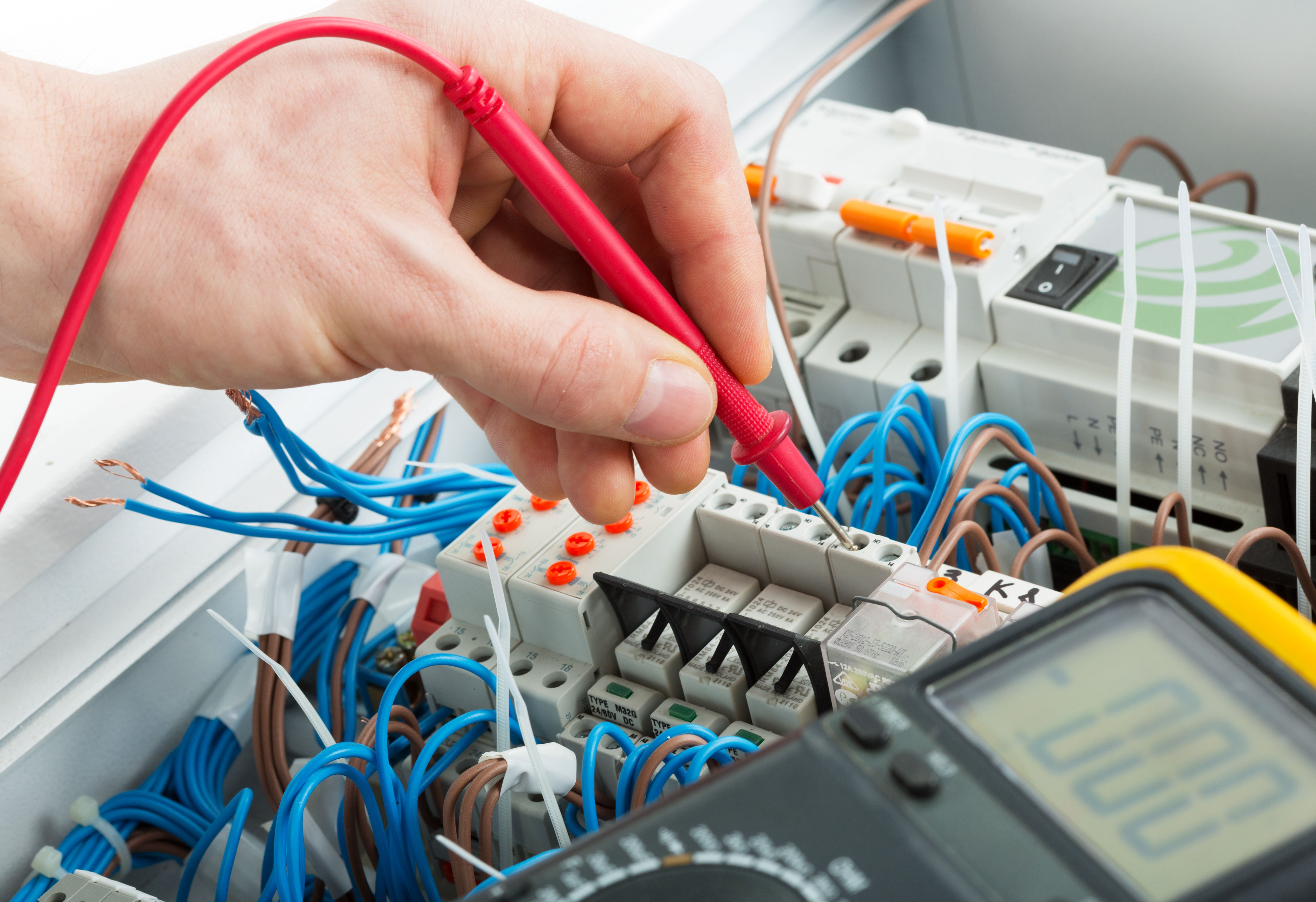 Pin On Commercial Electrician