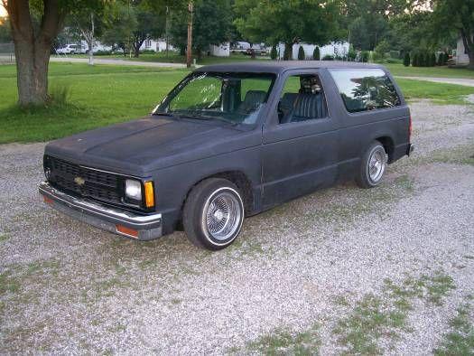 1984 Chevrolet S10 Blazer 3 000 Possible Trade 100063100