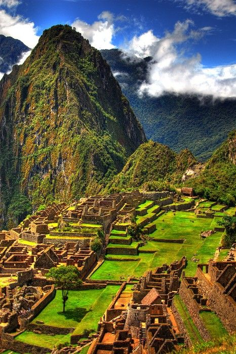 Machu Picchu I Can 39 T Wait To Go Here So Majestic