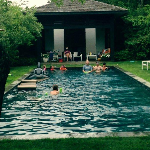 Backyard Pool Pool House: Nice Little Backyard Pool