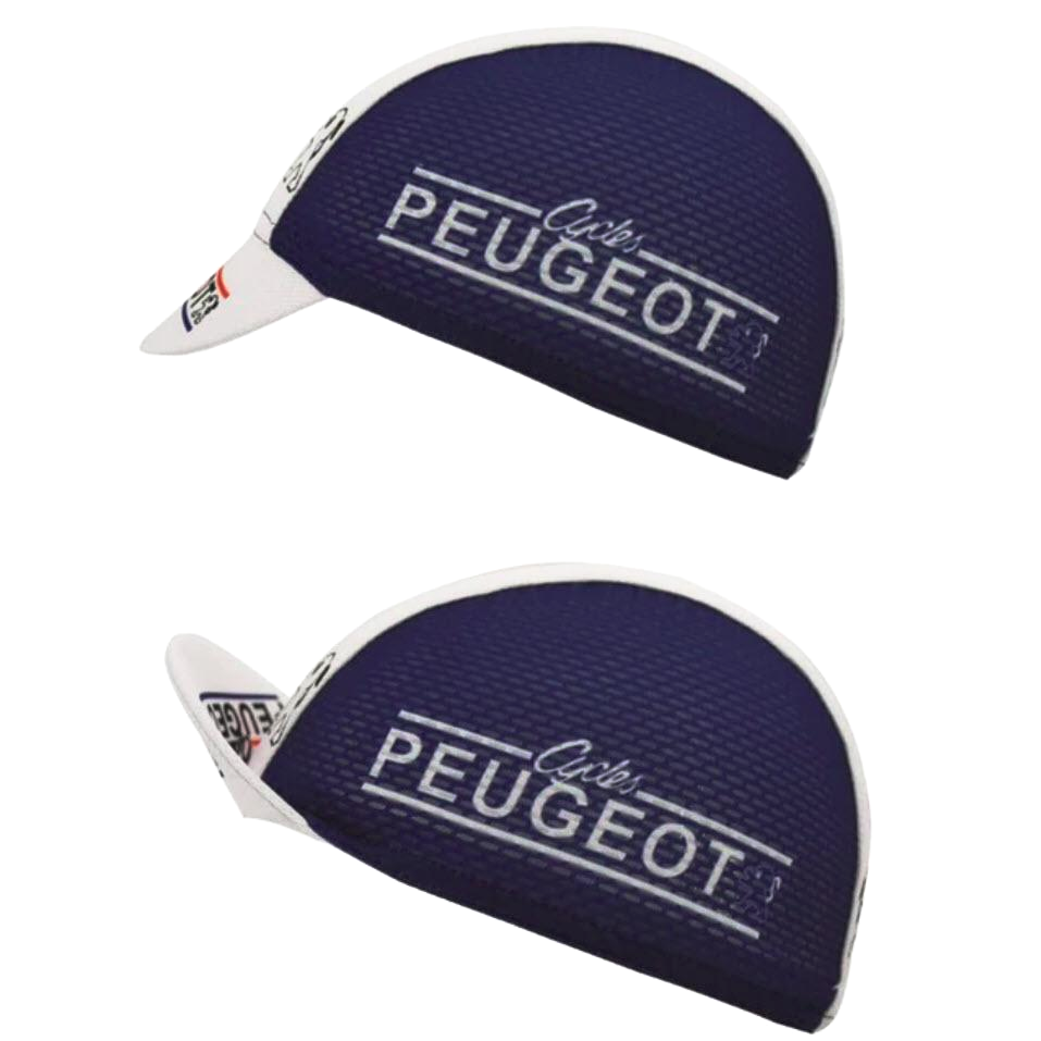 Italian made Retro Brand new Team Peugeot Cycles Cycling cap