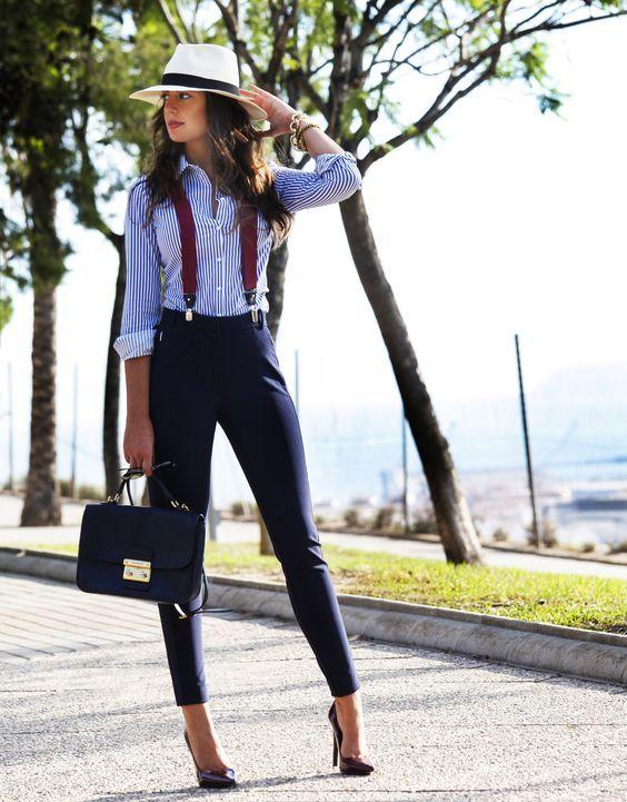 Tips Para Que Le Pierdas El Miedo A Los Pantalones A La Cintura Pantalon A La Cintura Moda De Ropa Ropa De Moda