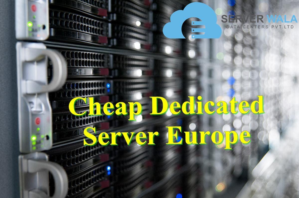 cheap dedicated server eu