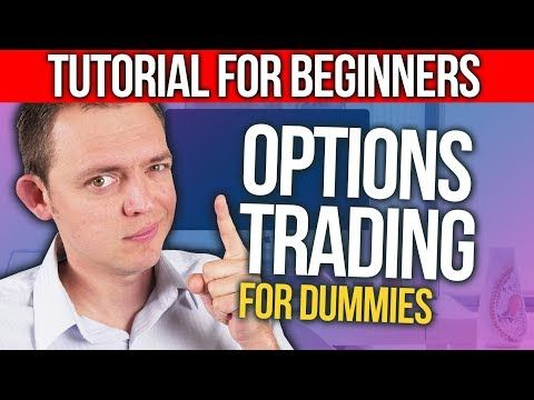 The dummies option trading book