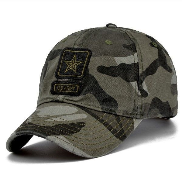 CAP 2016 Wholesale Brand Fitted Hat Baseball Cap Casual Military Camouflage  Outdoor Sports Snapback Gorras Polo 5a19700a549