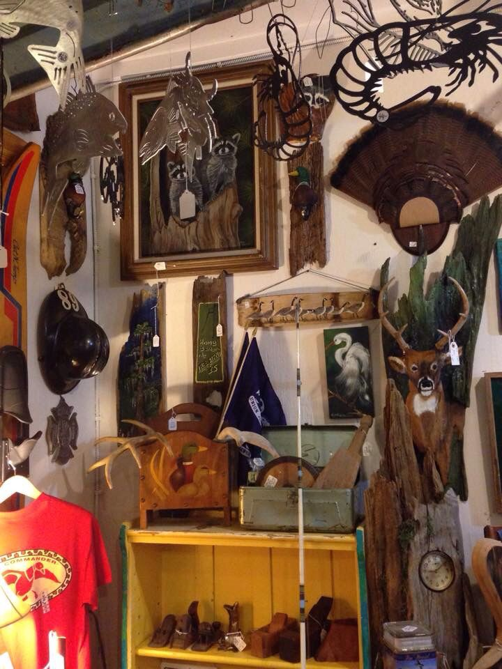 Our Basin Booth is better than ever, stocked with treasures for the man in your life.