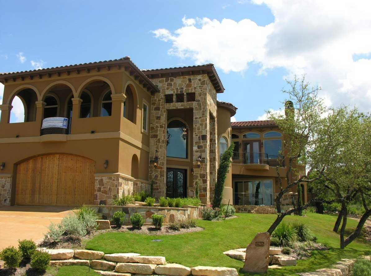 Home Style For Tuscan Style Homes Design Ideas | Home Interior .