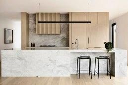 13 Minimalist Kitchen Ideas For A Modern House - STATIONHOME #minimalistkitchen