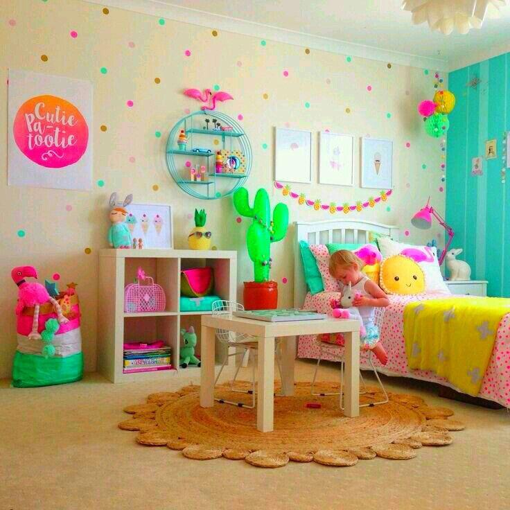 Kids Room Girl Kids Room, Girl Toddler Bedroom, Little Girls Room  Decorating Ideas Toddler