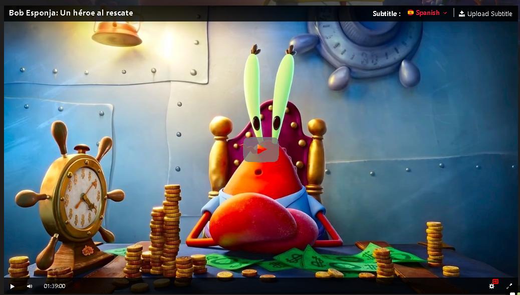 Hd Bob Esponja Un Héroe Al Rescate 2020 Pelicula Completa En Español Gratis Spongebob Spongebob Wallpaper Spongebob Squarepants