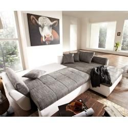 Photo of Reduced corner sofas with sleeping function & functional corners