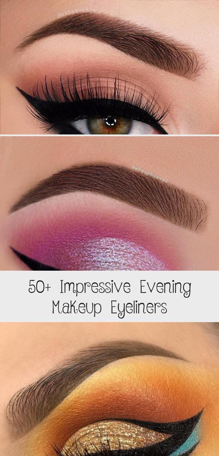 Hair styles in 2020 eye makeup evening makeup makeup