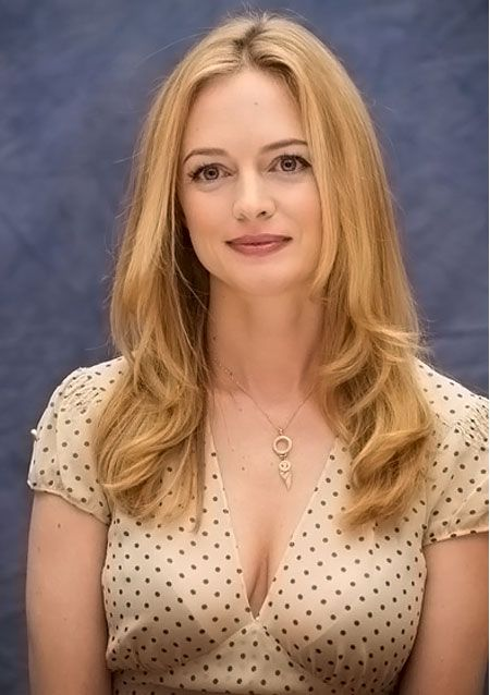 Sexy pictures of heather graham