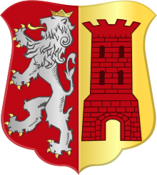 old english coat of arms   Coat of arms of Lichtenvoorde.svg