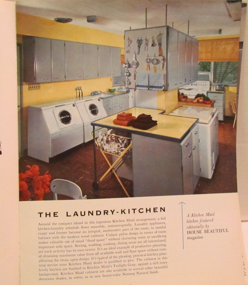 Image Detail For 1950 S Kitchen Maid Cabinets Catalog Great