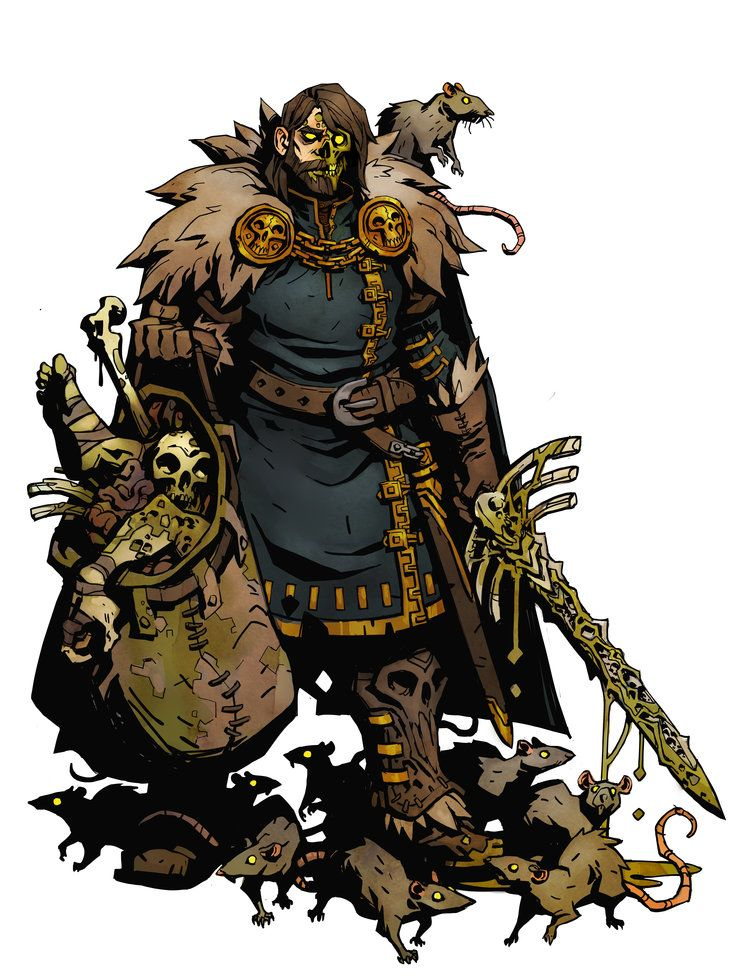 New Board Game Looks Very Darkest Dungeon Darkest Dungeon Concept Art Characters Character Design