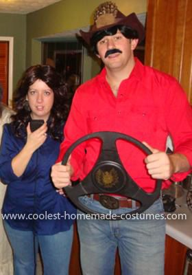 Homemade Smokey And The Bandit Couple Costume One Of Best 70s Movies All Time In My Opinion Is