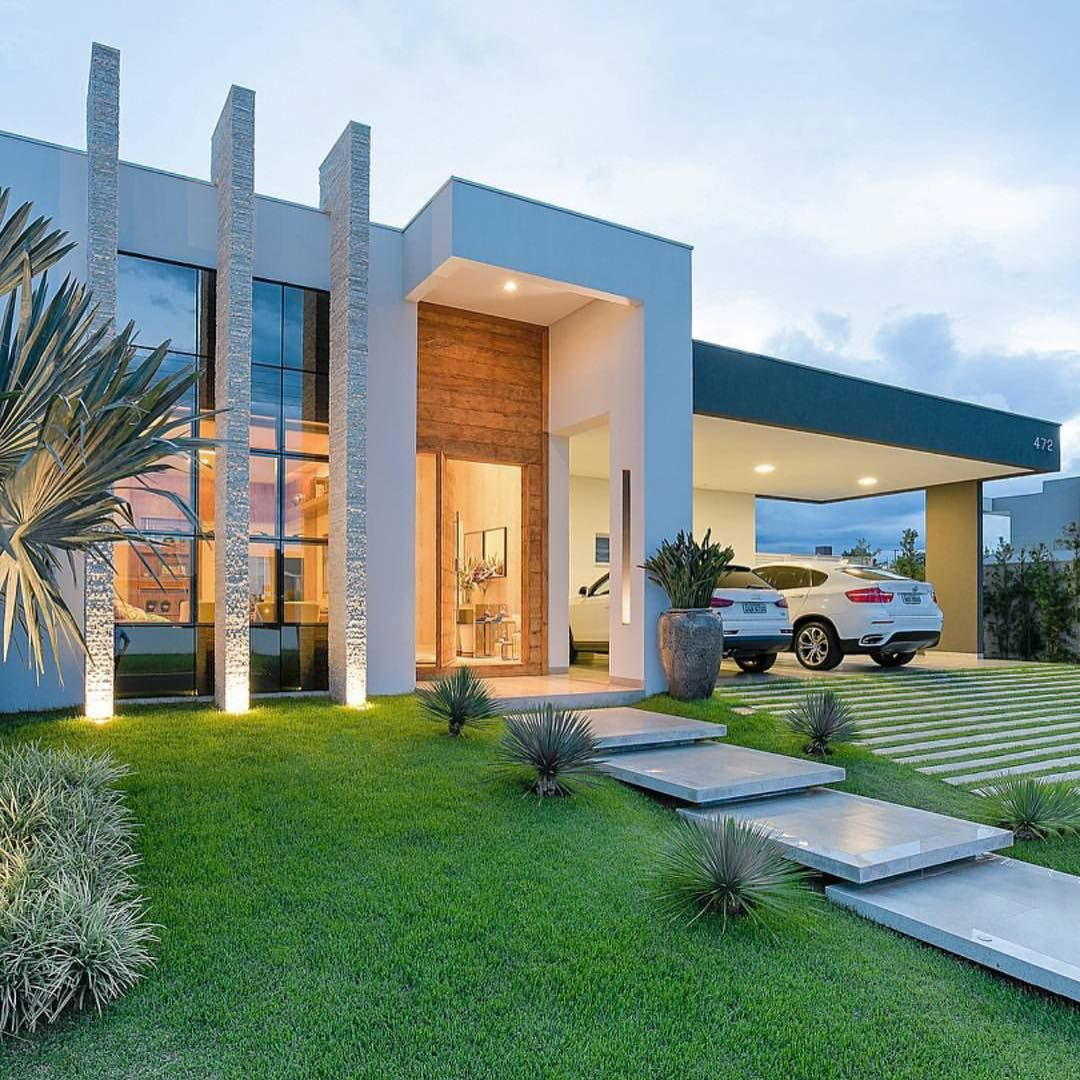 Decorcriative  campo grande residential architecture contemporary interior also entries and porches in pinterest rh