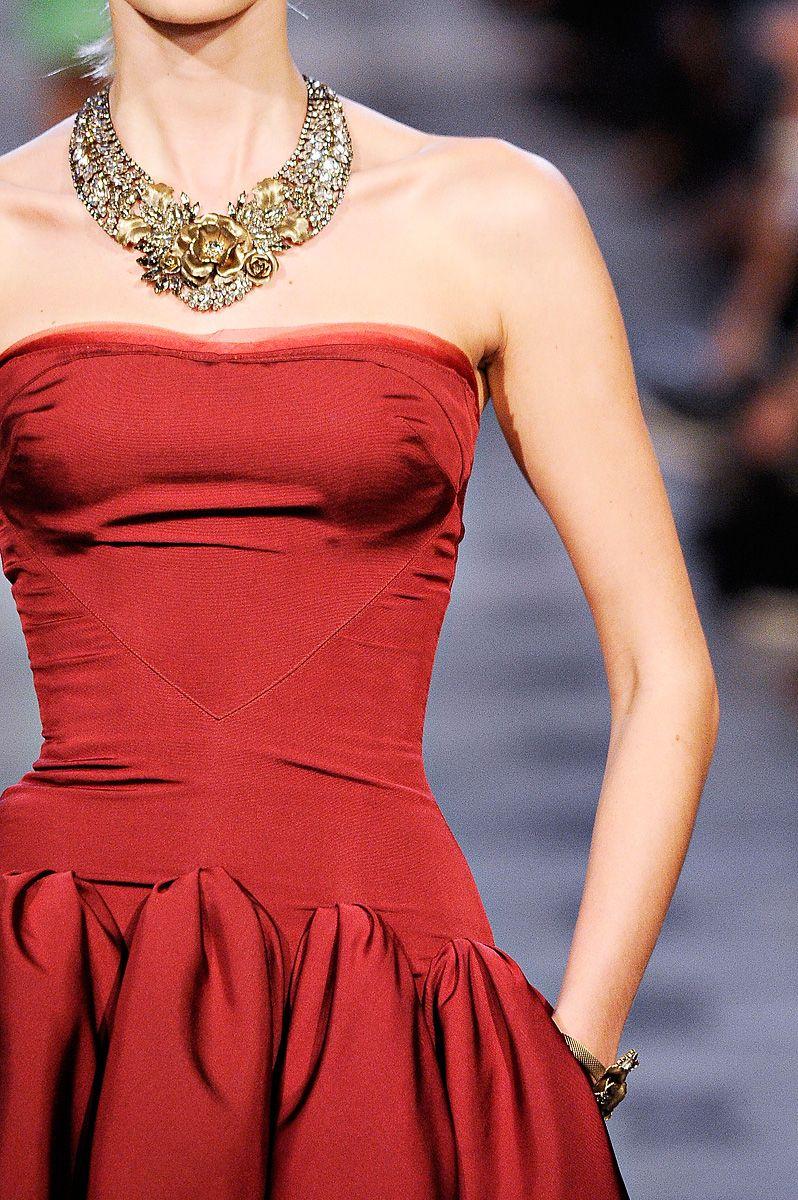Fabulous necklace by Elizabeth Cole Jewelry!